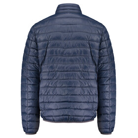 Meru M's Seattle Padded Jacket Dress Blue